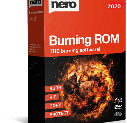 Nero Burning ROM 2020 v22.0.1010 Crack Full + Torrent [Latest]
