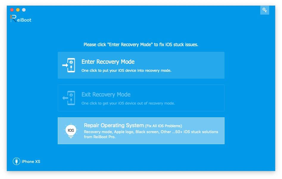 Tenorshare ReiBoot Pro Offline Installer Download