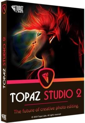 Topaz Studio Crack
