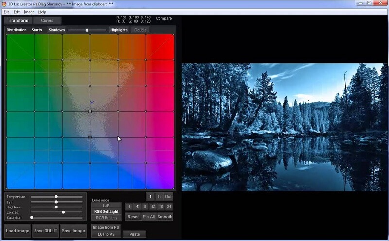 3D LUT Creator 1.54 Crack Pro Full Version Download [Latest] Free