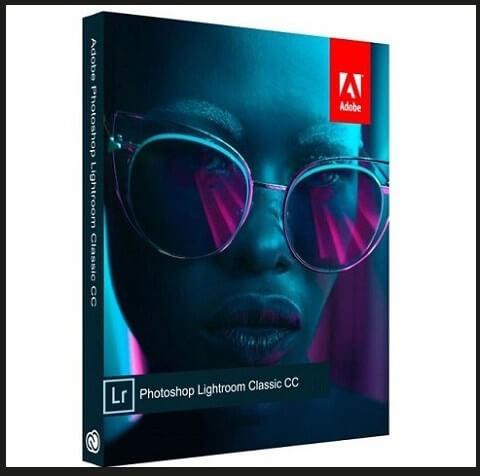 Photoshop Lightroom Classic CC 2019 v8.3.1 Crack FREE Download