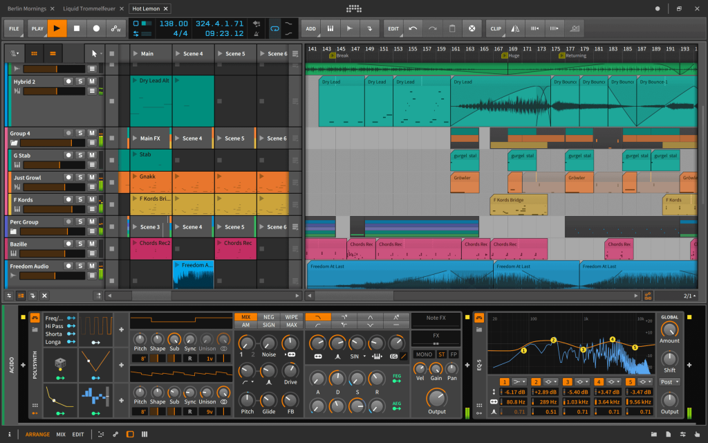 Bitwig Studio 3.1.3 Crack + Torrent 2020 (Final) Free