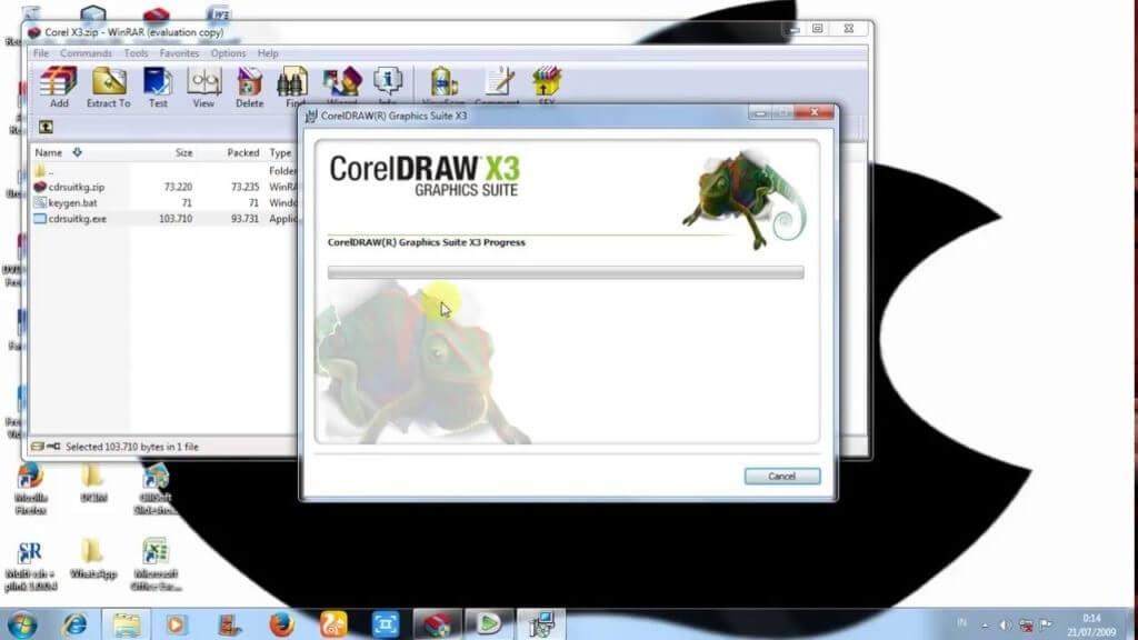 CorelDRAW X3 v13.0.0.739 Crack