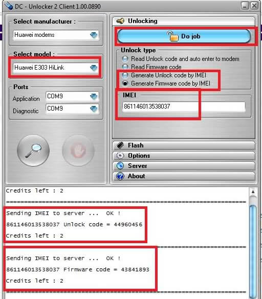 DC-Unlocker 1.00.1431 Crack + Keygen 2 Client Dongle (Android + Mac)