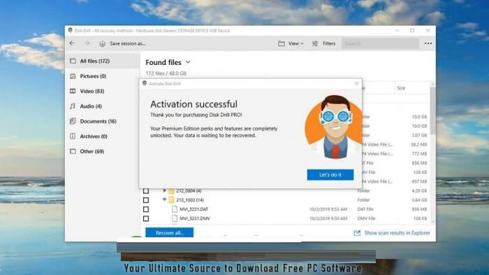 Disk Drill Professional 4.0.521.0 Free Download