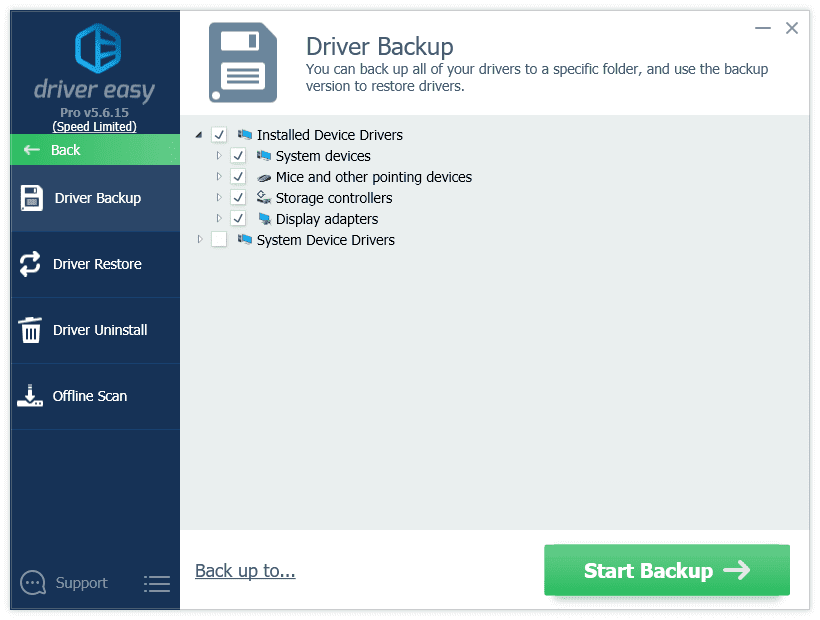 Driver Easy Professional v5.6.15.34863 Full version