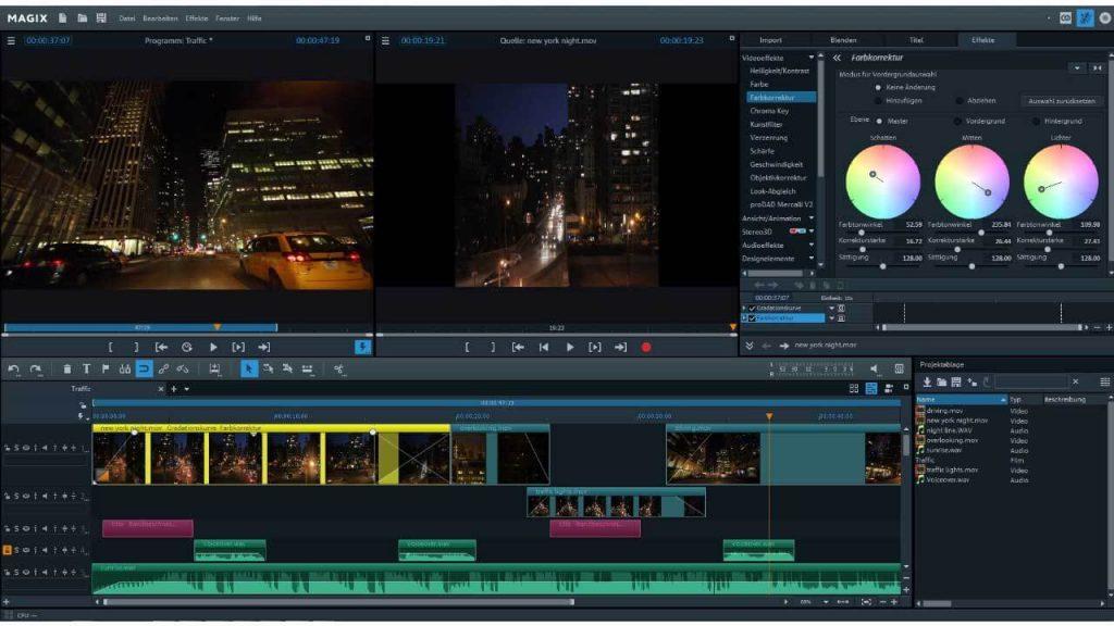 MAGIX Video Pro X12 v18.0.1.77 Full version