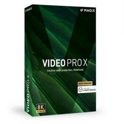 MAGIX Video Pro X12 v18.0.1.80 [WIN]