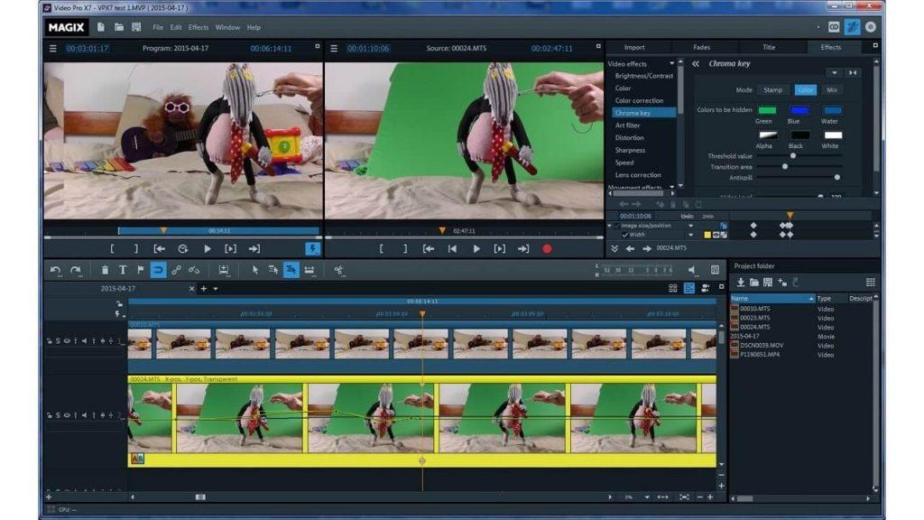 MAGIX Video Pro X12 v18.0.1.85 Free Download