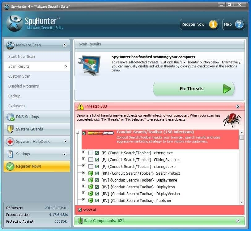 SpyHunter 5 Crack [Email and Password] + Keygen 2020