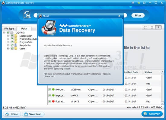 Wondershare Data Recovery Crack 6.6.1 Serial Key 2020 Free