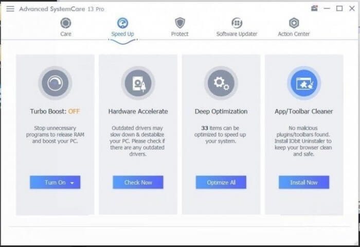 Advanced SystemCare Pro 13.6.0.291 Crack + License key