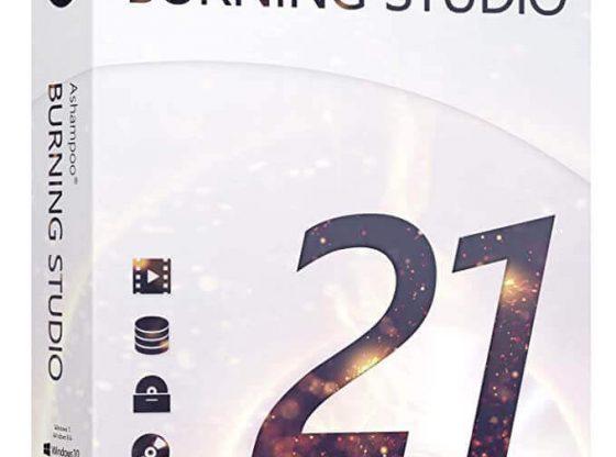 Ashampoo Burning Studio Crack 21.6.1.63 & Activation Key 2021 Full