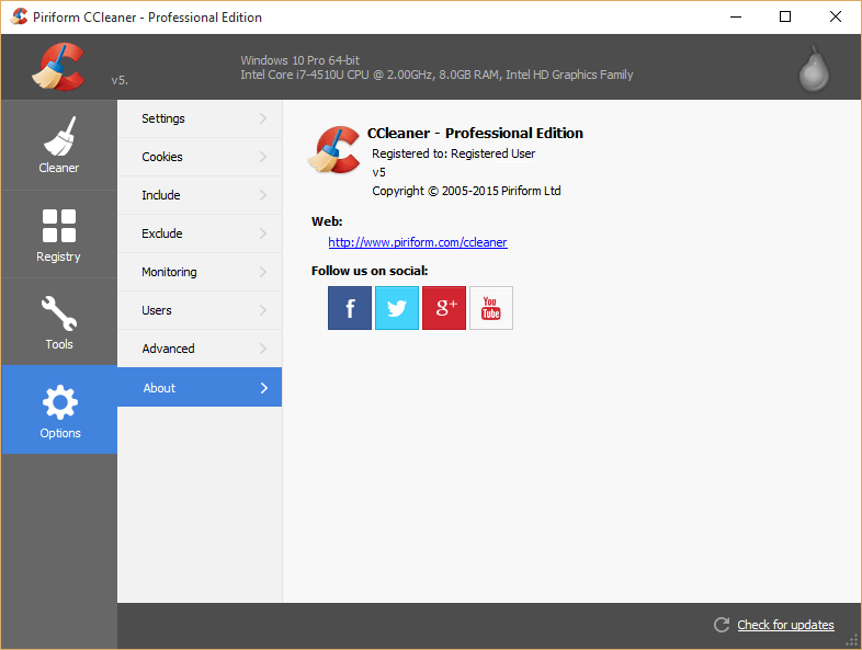 CCleaner 5.65 Crack + Licence Key Latest Version Download