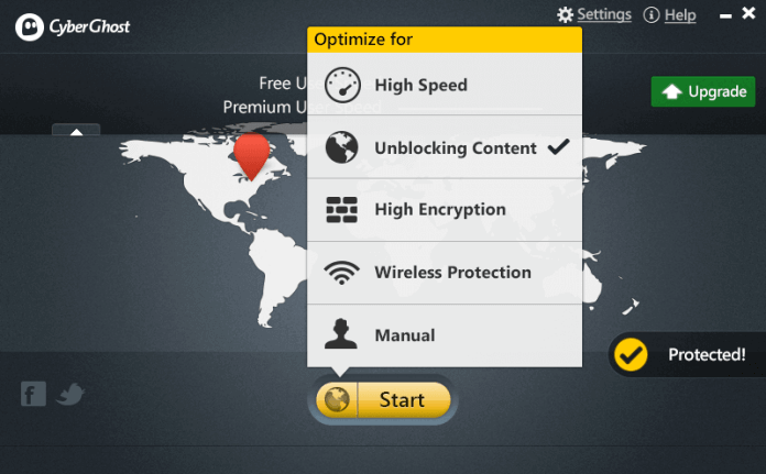 CyberGhost VPN 7.3.9.5140 Crack Full With Activation Key [2020]