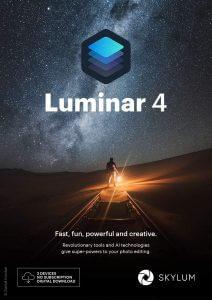 Luminar 4.3.0.6175 Crack + Full Activation Code 2021 [Latest]
