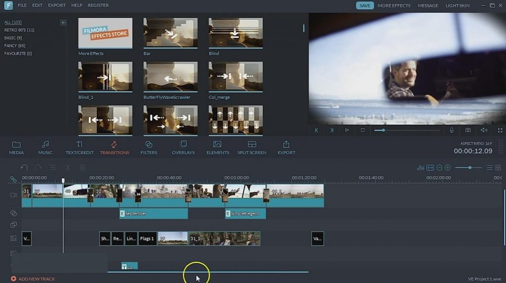Wondershare Filmora 9.6.1.8 + Crack [Latest Version]