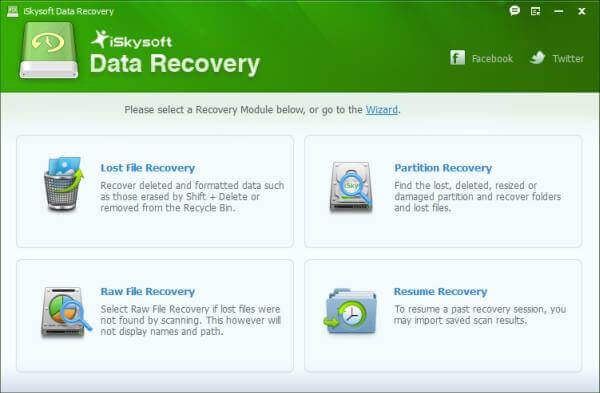 ISkysoft Data Recovery 5.3.1 Crack Download With Serial Key 2020