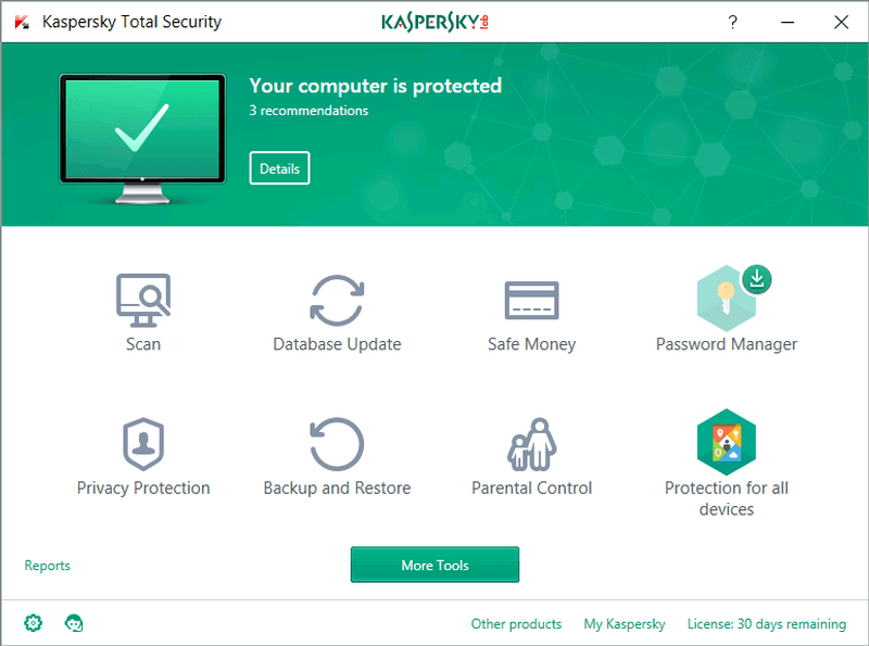 Kaspersky Total Security 2020 Activation Code With Crack {Latest}