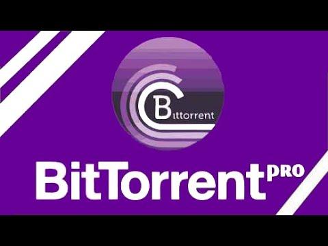 BitTorrent Pro 7.10.5 Build 45785 Crack - Windows Activation Key