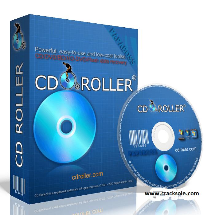CDRoller Crack 11.61.20.0 With Keygen Full Torrent Download 2020
