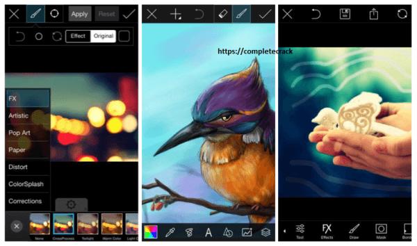 PicsArt Photo Studio 17.1.0 Crack+ MOD Full Download 2020