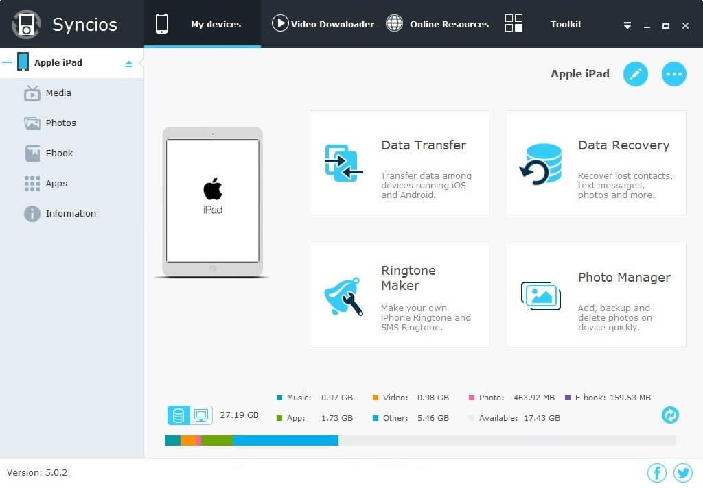 Anvsoft SynciOS Data Transfer 2.0.4 Crack Mac | Bluestacks 2.5.4.8001 Mod Rooted Offline