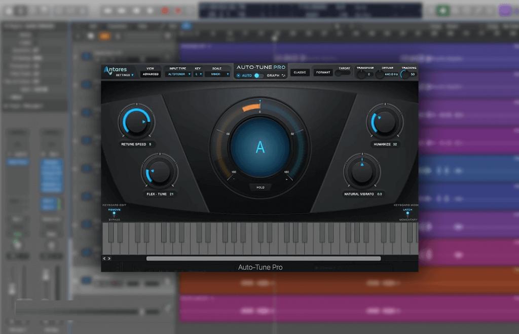 Auto-Tune Pro 9 Crack Mac Windows - Free Download 2020