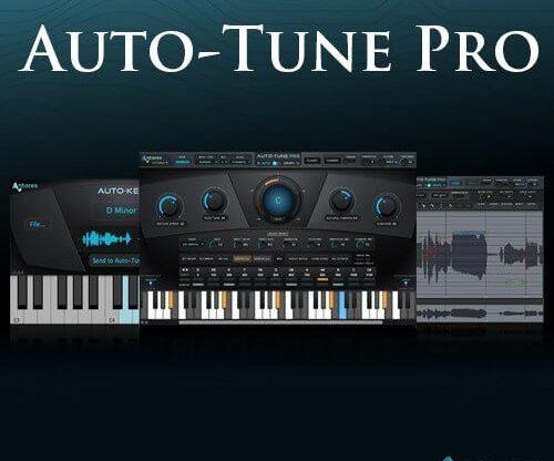 Antares Autotune Pro 9.1.1 Crack Full Serial Key 2020 [Latest]