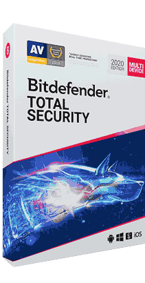 Bitdefender Total Security 2020 24.0.20.116 Crack + Activation Code Here