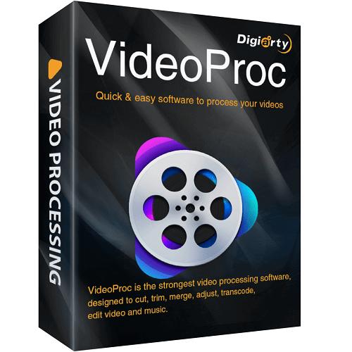 VideoProc 3.9 Crack Plus Registration Key Free Download 2020