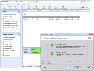 AOMEI Partition Assistant 9.1 Crack With Serial Code Download 2021