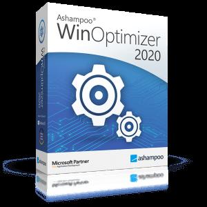Ashampoo WinOptimizer 18.00.18 Crack + Keygen 2021 Download