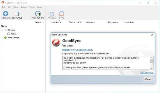 GoodSync Enterprise 11.5.0.0 Crack + License Key/Code [Latest]