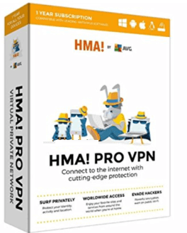 HMA! Pro VPN 4.5.154 Crack + Serial Key 2019 Full Download