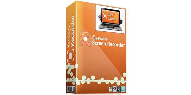 IceCream Screen Recorder Pro [v6.23] Crack + Keygen (2021) Free Download