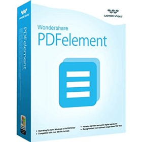 Wondershare PDFelement Pro 7.6.5.4955 Crack & Keygen Full