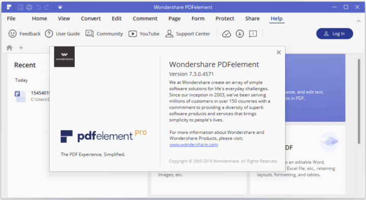 Wondershare PDFelement Professional 7.6.5.4955 With Crack [Latest] - Easy To Direct Download Pc Software