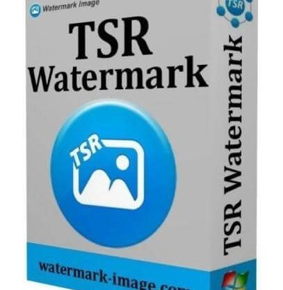 TSR Watermark Image Pro 3.6.0.2 Crack + License Key Download