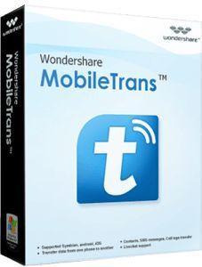 Wondershare MobileTrans 8.1.0.640 Ultimate Free (Latest Version)
