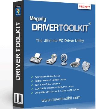 DriverToolkit 8.9 Crack Full License Key (Latest) 2021 Free Download