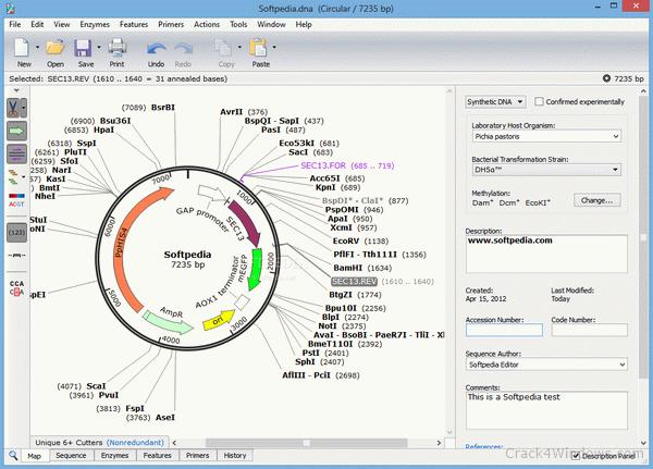 SnapGene 5.2.3 Crack FREE Download – Mac Software Download
