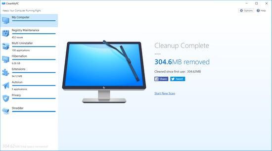 MacPaw CleanMyPC 1.11.0.2069 Crack Activation Code Download