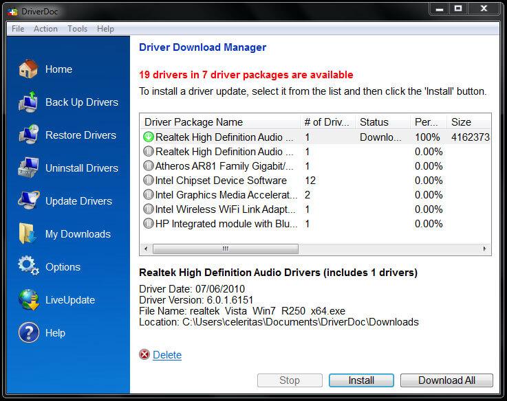 DriverDoc 1.8 Crack Download from cracksole.com