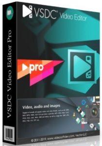 VSDC Video Editor 6.6.5.269 Crack