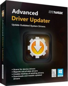 SysTweak Advanced Driver Updater Crack