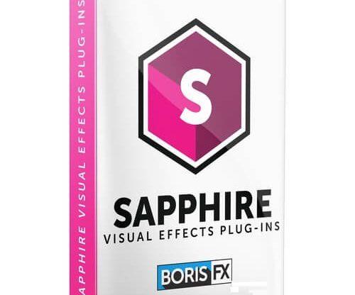 Boris FX Sapphire Plug-ins for Adobe / OFX Crack