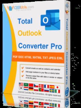 Coolutils Total Outlook Converter Pro Crack