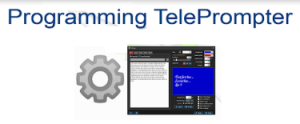 Programming TelePrompter Crack