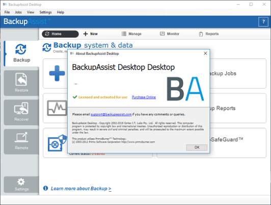 BackupAssist Desktop Crack